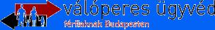 Válóperes ügyvéd férfiaknak Budapesten