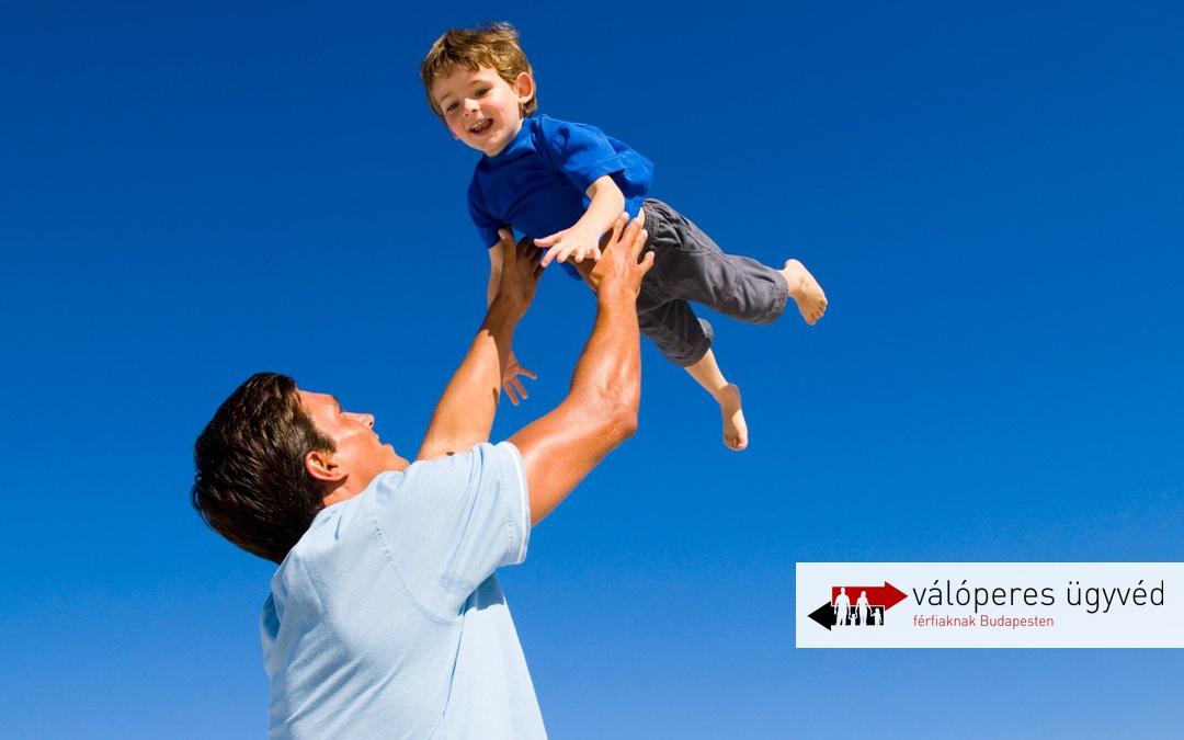 A kisgyermek érzelmi megóvása váláskor