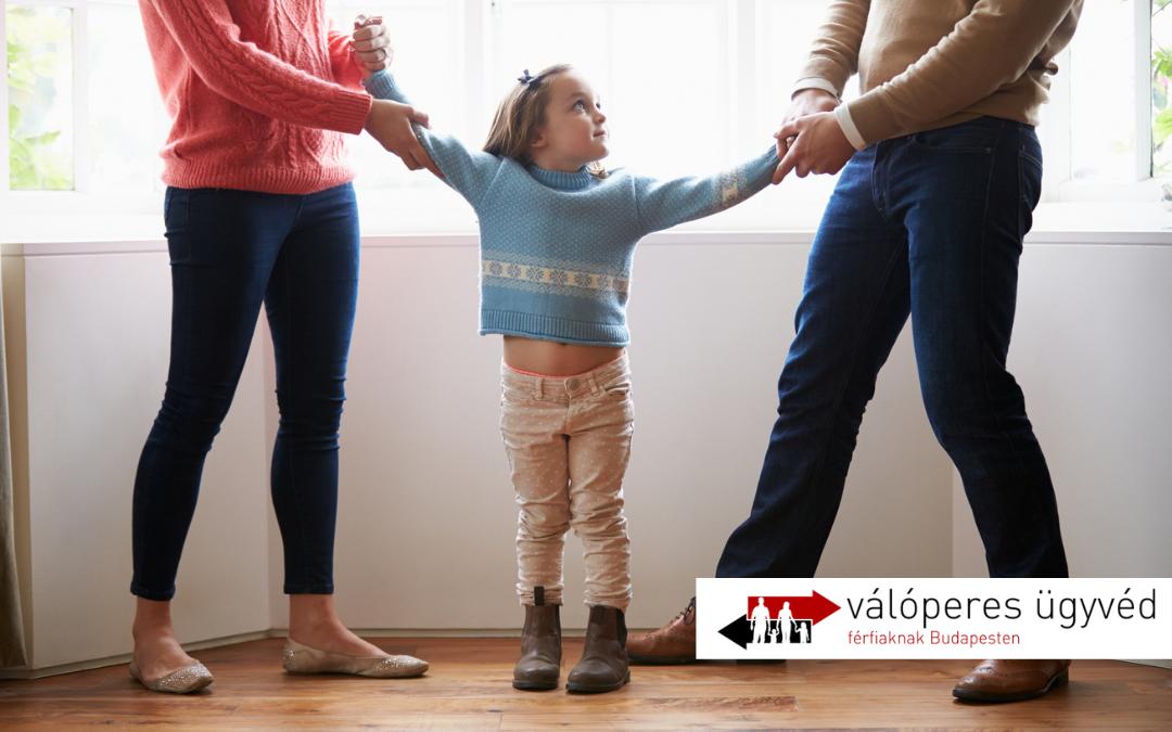 Elvált szülők – hogyan járnak az ellátások?